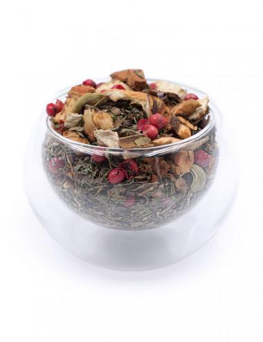 Tisana BIO Tulsi Arancia e Zenzero antistress, antiossidante, antinfiammatoria e digestiva  - La Pianta del Tè shop online