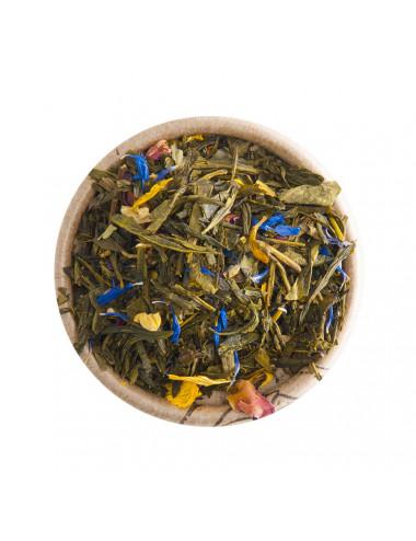 Rugiada di Primavera tè verde aromatizzato - La Pianta del Tè shop online
