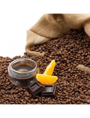 Caffè Cioccolato e Arancia in grani o macinato - La Pianta del Tè vendita online