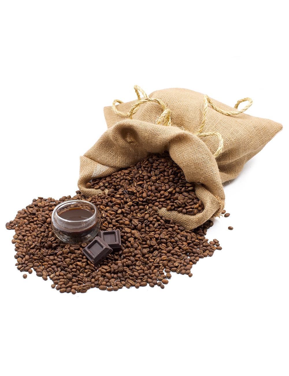 Caffè al Cioccolato aromatizzato - La Pianta del Tè shop online