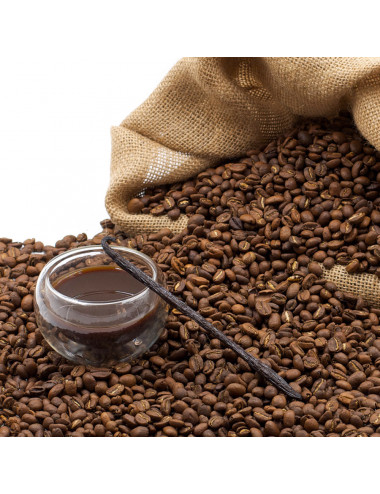 Caffè alla Vaniglia in grani o macinato - La Pianta del Tè vendita online
