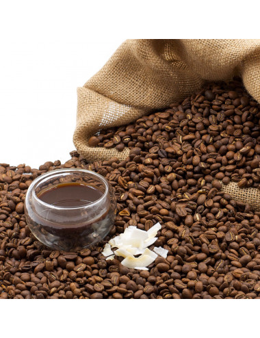 Caffè al Cocco in grani o macinato - La Pianta del Tè vendita online