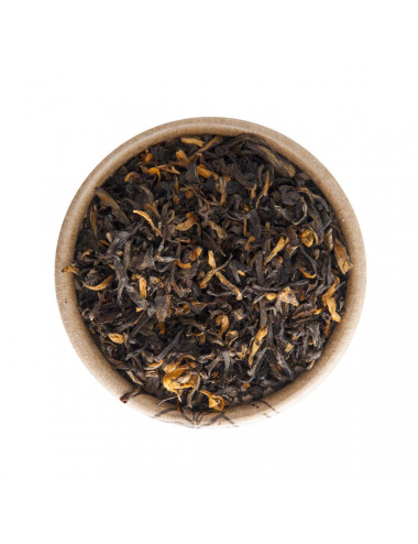Assam Punte Dorate tè nero - La Pianta del Tè shop online