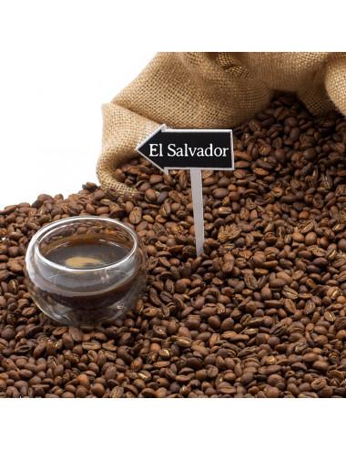 Caffè El Salvador in grani o macinato - La Pianta del Tè vendita online