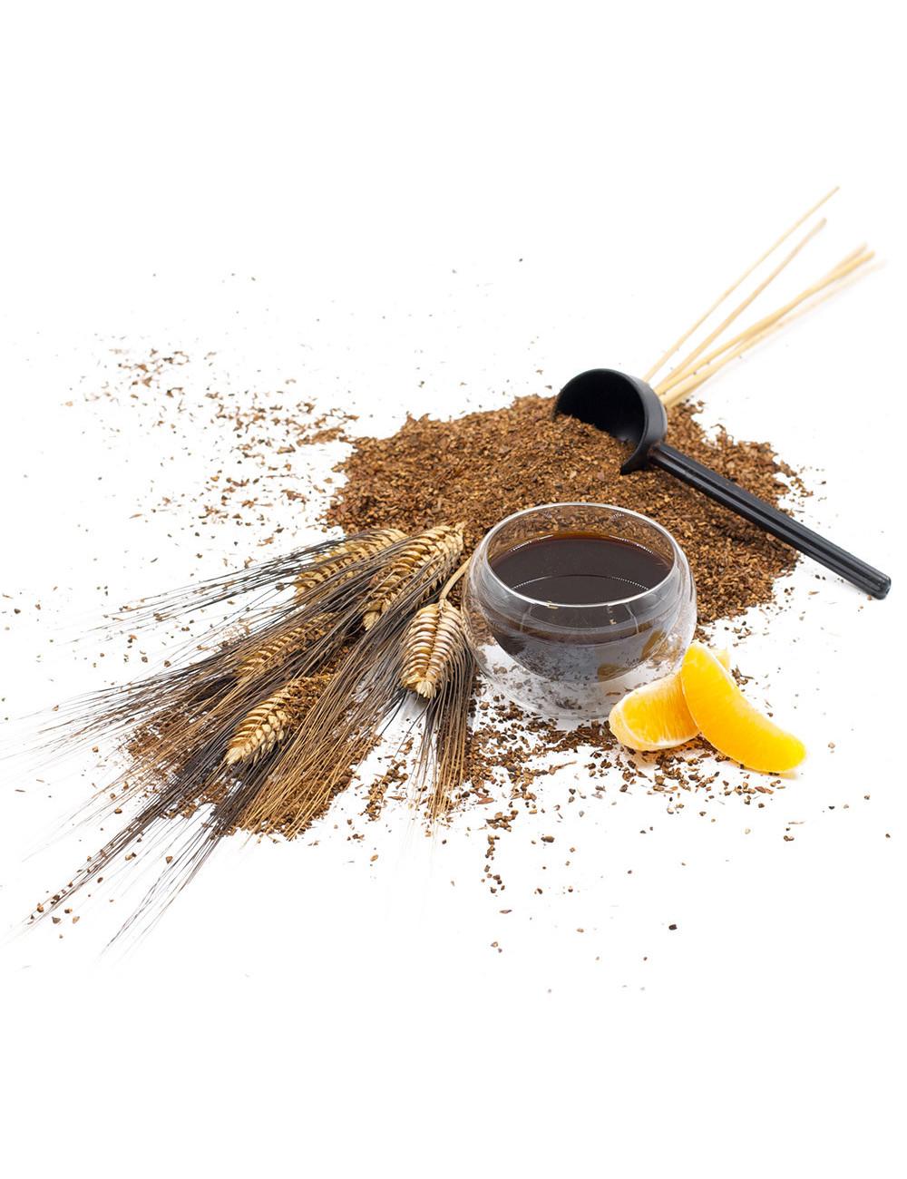 Orzo all'Arancia aromatizzato - La Pianta del Tè shop online