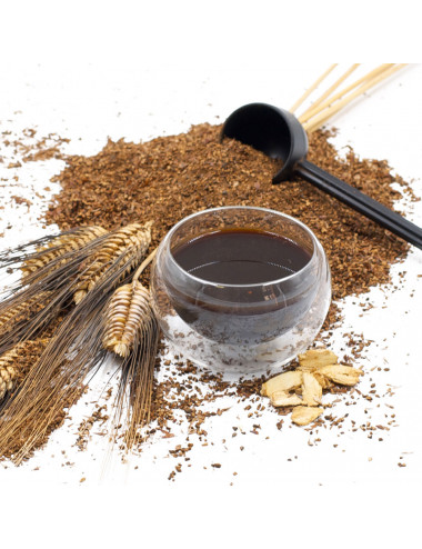 Orzo al Ginseng tostato e macinato - La Pianta del Tè vendita online