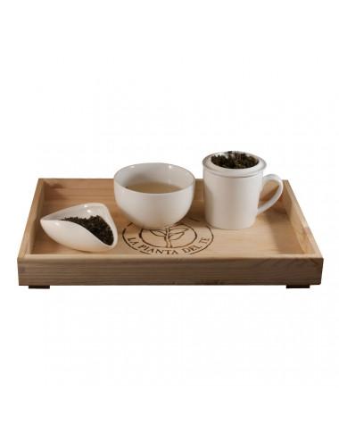 Tè Darjeeling verde SFTGFOP1 BIO tea taster - La Pianta del Tè vendita online