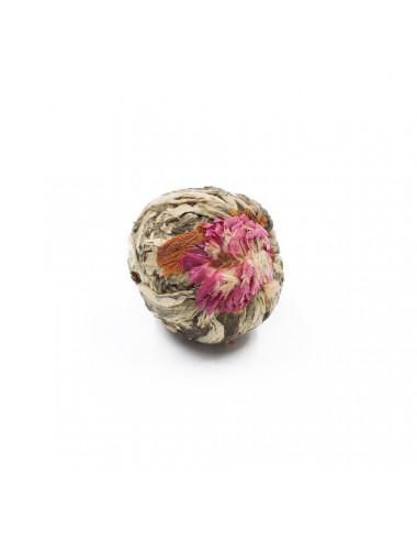 Fiore di tè bianco, fiori di amaranto e di giglio bianco - La Pianta del Tè acquista online