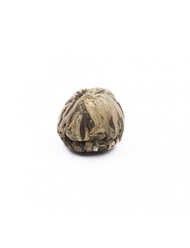 Fiore di tè bianco e petali di calendula - La Pianta del Tè acquista online