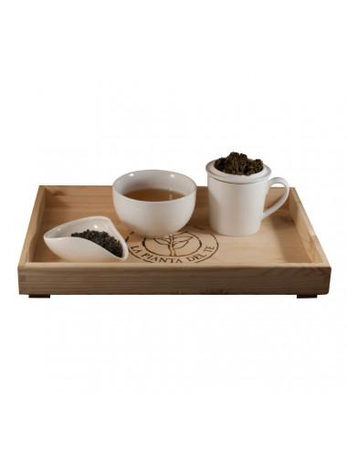 """Tè Gunpowder Special """"Temple of Heawen"""" tea taster - La Pianta del Tè vendita online"""