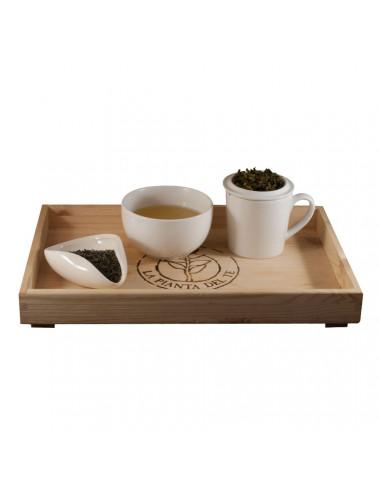Tè Chun Mee BIO tea taster - La Pianta del Tè vendita online
