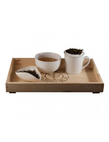 Tè Pai Mu Tan BIO tea taster - La Pianta del Tè vendita online