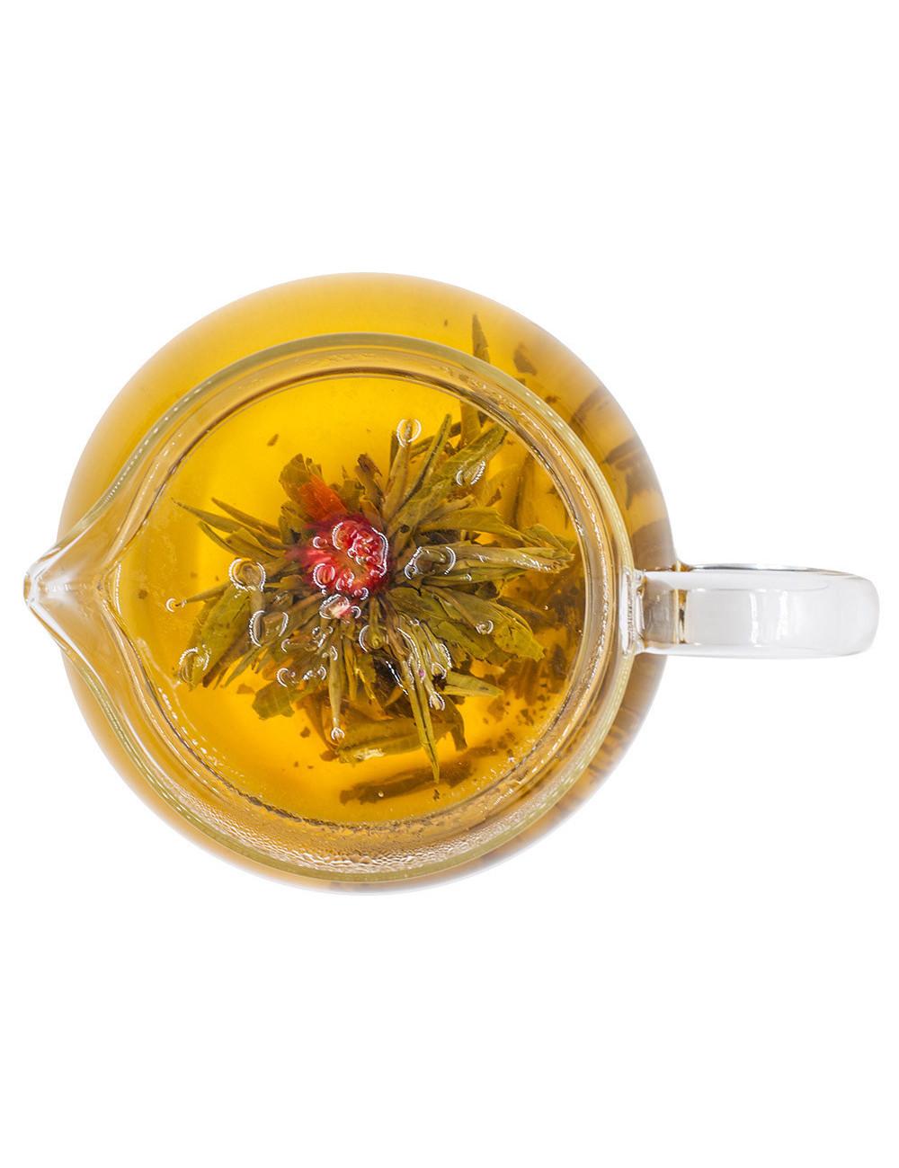 Magia floreale Bouquet di tè bianco - La Pianta del Tè shop online