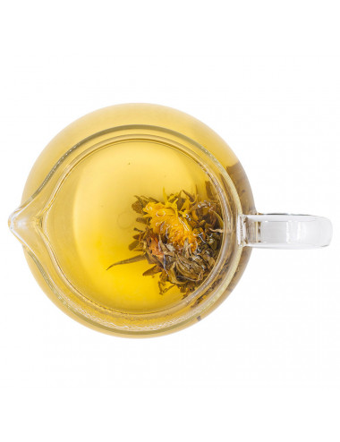 Bouquet di calendula Fiore di tè bianco - La Pianta del Tè shop online