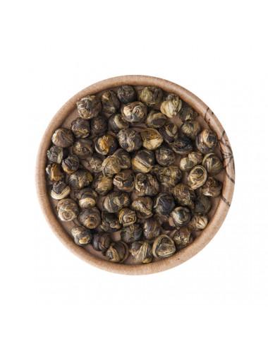 Dragon Pearl Jasmine Phoenix tè verde aromatizzato - La Pianta del Tè shop online