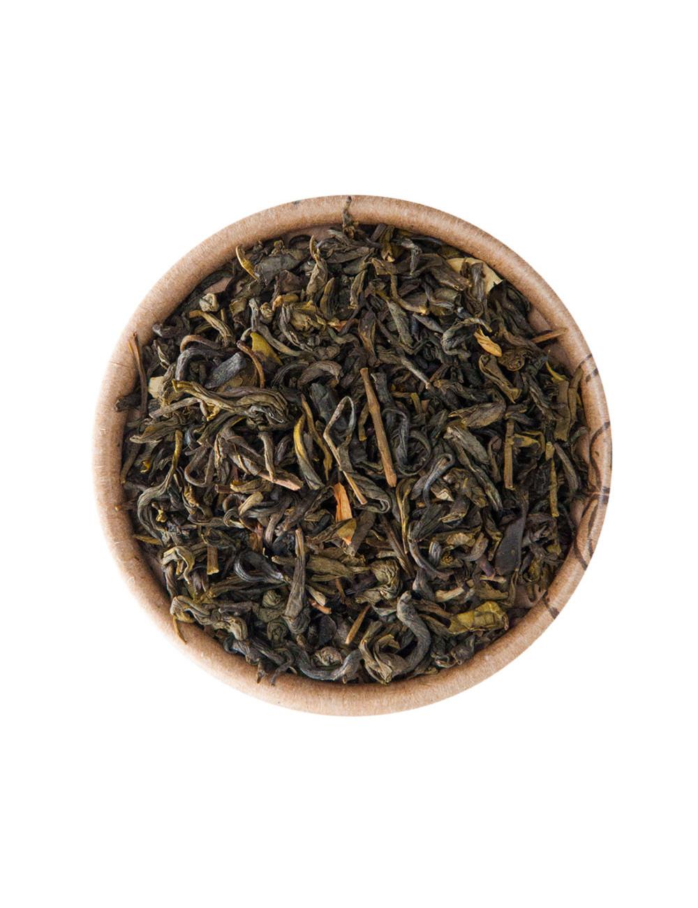 Jasmine tè verde aromatizzato - La Pianta del Tè shop online
